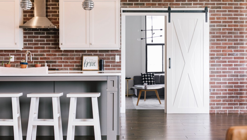 Sunburst is Atlantau0027s Home for Stylish Barn Doors & Atlanta Interior Barn Doors | Sunburst Shutters Atlanta GA