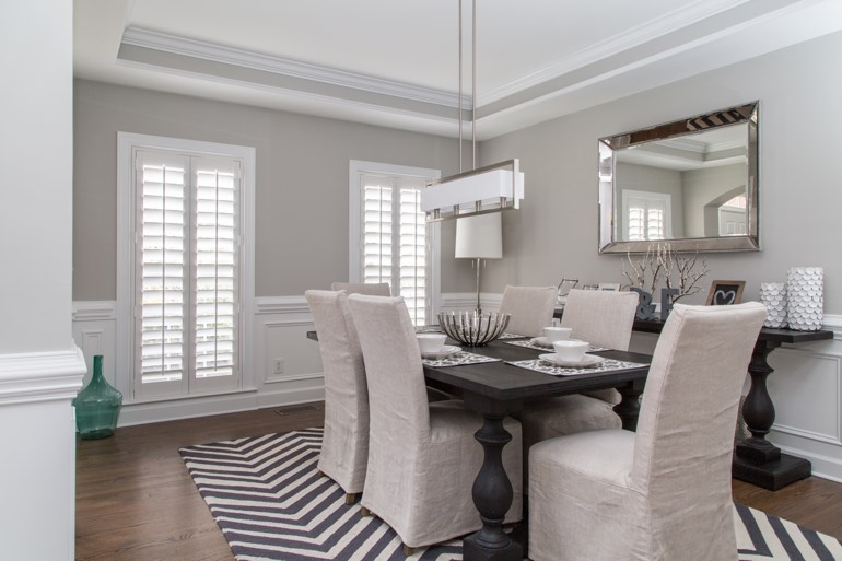 Atlanta dining room design