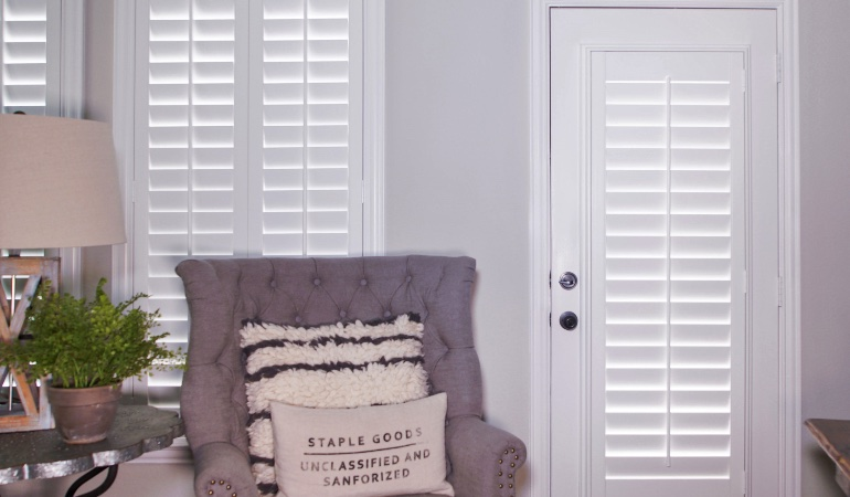 Plantation shutters in Atlanta