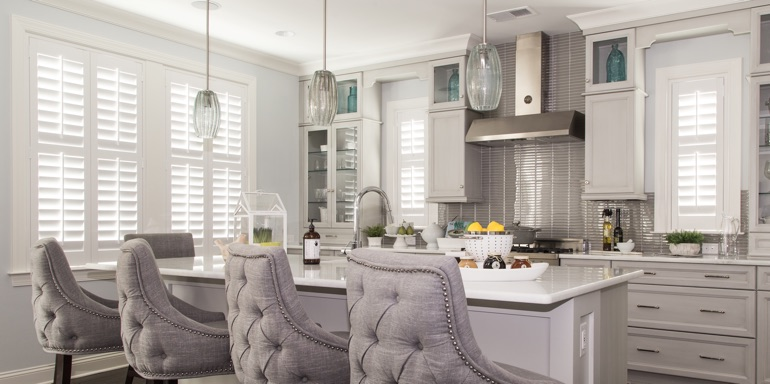 Atlanta kitchen shutters