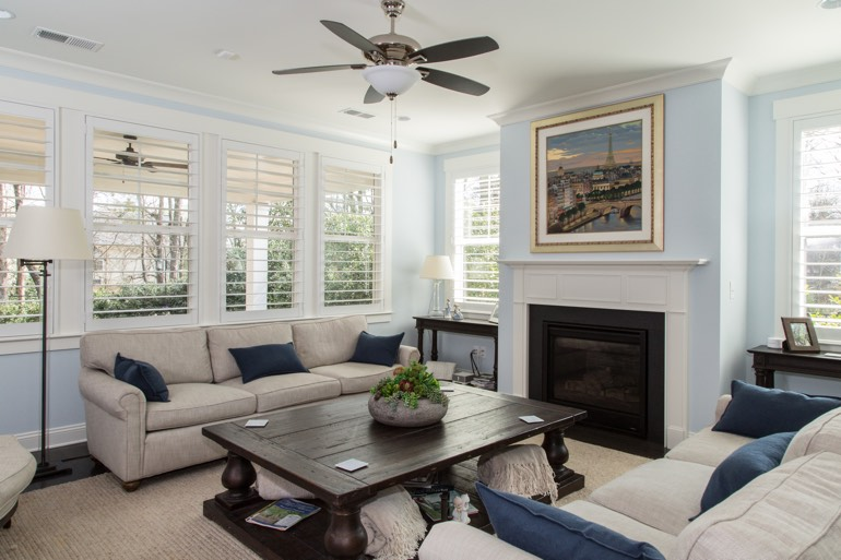 Atlanta home design windows