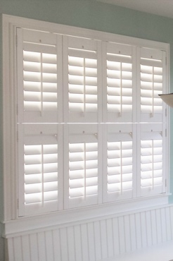 Atlanta Studio Plantation Shutters