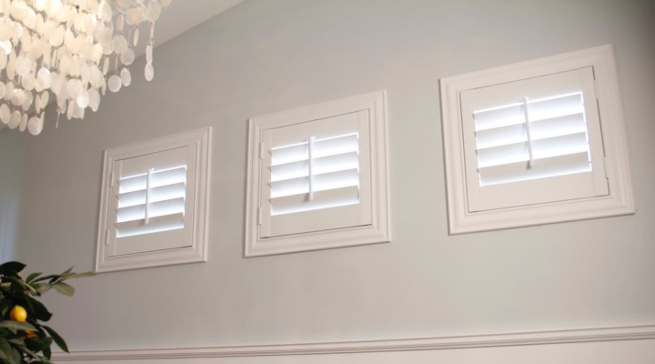 Atlanta casement window shutters