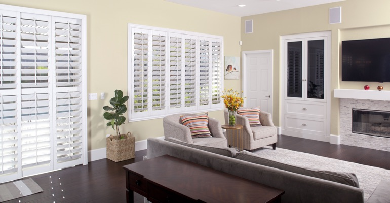 Polywood Plantation Shutters For Atlanta, GA Homes