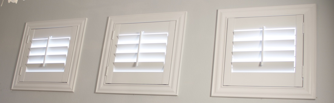 Atlanta casement window shutter.